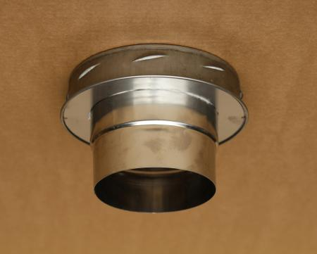 Flue adapter for Twinwall  £40