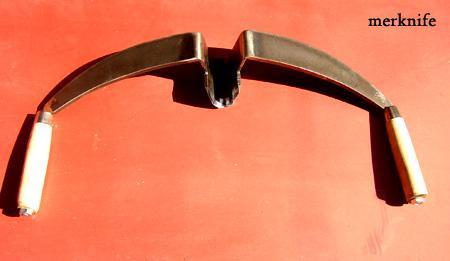 Merknife: £130
