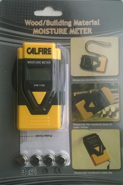 FREE Moisture Meter with all Stoves purchased in February 2015!