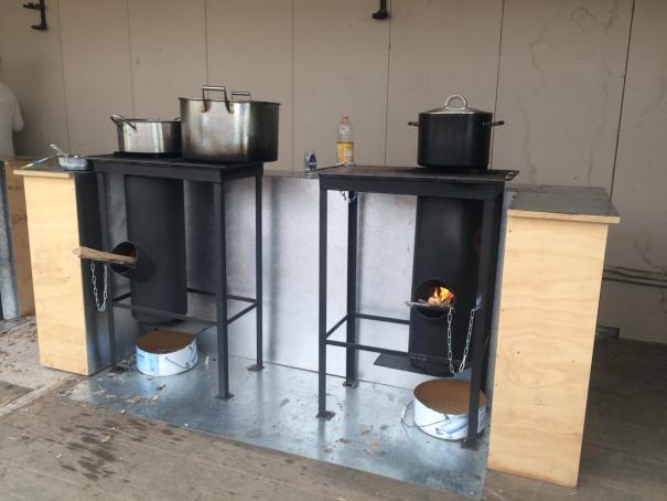 EX Dunkirk Rocket stoves for sale