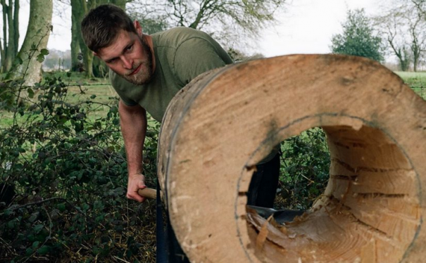 Beekind Log hive course 28 March 2020