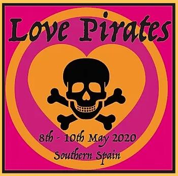 Love Pirates Festival Andalucia 8-10 May 2020