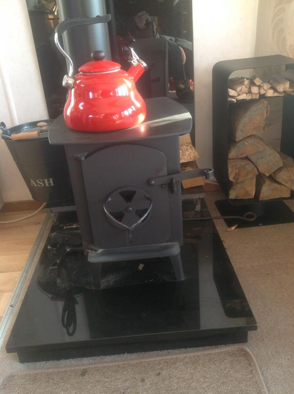 Second Hand Henry Stove- NOW SOLD