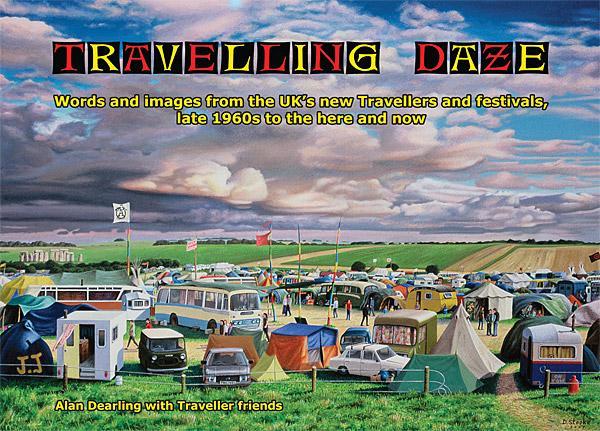TRAVELLING DAZE book